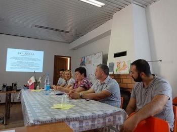 Сотрудники «Ночлежки» познакомились с опытом коллег из Волгограда и Саратова