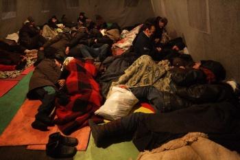 Проект «Тепло» в помощь бездомным людям