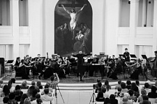 "86 717 rubles gathered ""Nochlezhka"" for the classical music concert in Petrikirche"