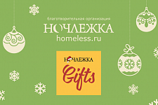 Nochlezhka invites businesses to donate their New Year budgets
